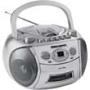 Alba CD/Radio/Cassette - Silver