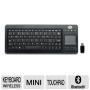 GearHead KB3800TPW Mini Wireless Touch Touchpad Keyboard - USB Black New