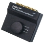 COMMTEL 3 WAY INPUT SELECTOR / 3 WAT STEREO SELECTOR SWITCHER
