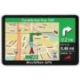 "TeleType Company WorldNav 5200 High Resolution Truck GPS Navigator 5"" Screen"