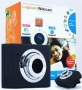 Laptop Webcam, Logicam Webcam Laptop Camera, Skype Webcam, Mini Retractable USB Webcam, Web Camera with Built-in Microphone, Light Weight