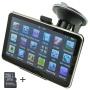 "Szstudio US 5"" Car GPS Navigation Sat Nav Built-in 4GB 64MB RAM WinCE 6.0 --US gap (black 3)"
