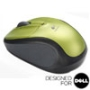 V220 Cordless Optical Mouse - Spring Green - Designed for Dell