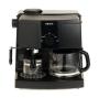 Krups XP1500 Coffee and Espresso Combination Machine, Black