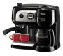 DeLonghi BCO264 Espresso Machine & Coffee Maker