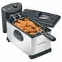 Hamilton Beach Stainless Steel 12 Cup Capacity Deep Fryer