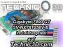 Gigabyte 7800 GTX GV-NX78X256V-B Video Card