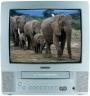 "Toshiba 13"" TV VCR Combination - MV13N2"