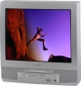 Toshiba MV20P2 20'' TV / VCR Combo