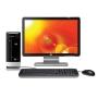 HP Pavilion S3530F Desktop PC (1.80 GHz AMD Phenom X4 9100e Quad Core Processor, 4 GB RAM, 500 GB Hard Drive, Blu Ray Drive, Vista Premium) Black