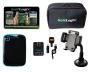 GolfLogix GPS Smart Phone Membership and Ultimate Retail Accessory Kit