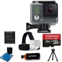 GoPro HERO Action Camera HD Camcorder Waterproof + Head Strap mount + 32GB SD Card And More