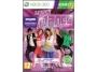 Microsoft XBOX 360 SLIM + Kinect + K Adventures + JUST Dance 3 + Black EYED PEAS EXP
