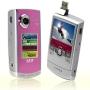 SVP T308 Pink HD 720p POCKET CAMCORDER, YouTube Uploading Software