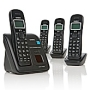 Uniden DECT 6.0 3-pack Cordless Phones with Digital Answering System