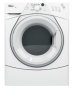 Whirlpool Duet Sport : WFW8300SW 27 Front-Load Washer - white