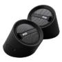 IPEVO CSSB-02IP Tubular Wireless Speakers (Black)