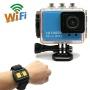 Kool(TM) SJ4000W WIFI Sports Camcorder, Underwater Waterproof Camera, [Comparable to GoPro Hero] Bicycle Helmet Car DVR Recorder 12MP HD 1080P Wide-An