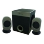 New Gear Head SP3750ACB 2.1 Speaker System 12 W RMS 24 W Excellent Performance High Quality