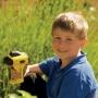 Tuff-Cam 2 - Child friendly 3 MP digital movie / still camera