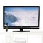 "JVC 37"" LED-Backlit 1080p HDTV with Xinema Sound"