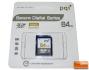PQI 64GB SDXC Class 10 Flash Memory Card