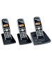 Binatone Fusion 2210 DECT Triple with Answering Machine in Silver