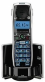 GE 28801FE1 Dect 6.0 Cordless Accessory Handset with Google Free Directory Assistance Goog-411 for 28821, 28811 and 28851 Series