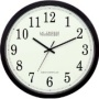 "La Crosse Technology 14"" Atomic Analog Clock - Black"