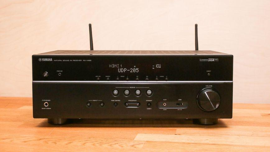 Calvas REMOTE CONTROL RC-1055 FIT DENON AV Receiver Power Amplifier
