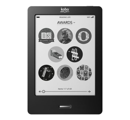 kobo touch beleuchtung