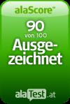 alaScore 90