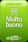 alaScore 80