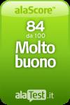 alaScore 84