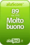alaScore 89